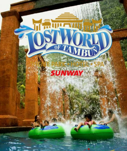 LOST WORLD HOTEL