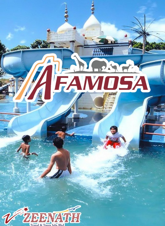 AFAMOSA SAFARI WONDERLAND AND WATER THEME PARK