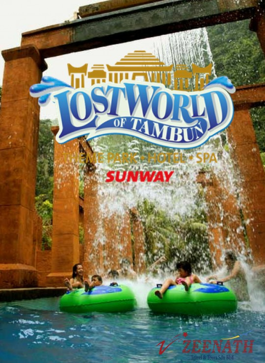 SUNWAY LOST WORLD TAMBUN